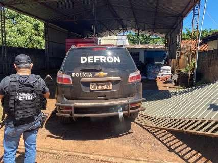 Traficante é baleado em troca de tiros e outros 4 são presos na fronteira