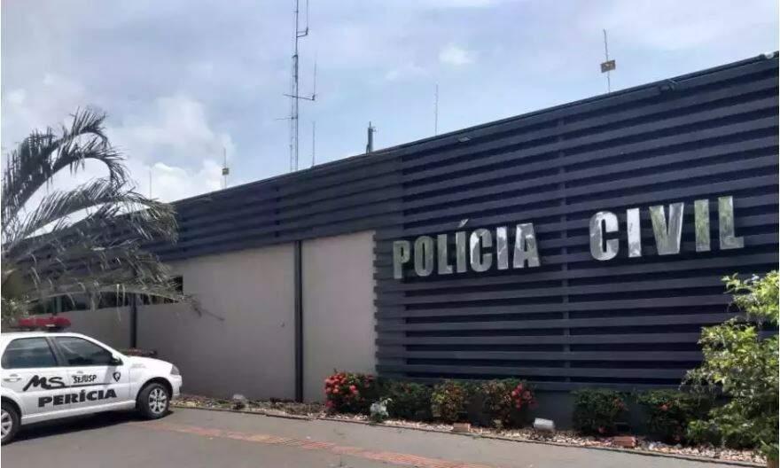 A confusão foi registrada na Delegacia de Polícia Civil de Bonito. (Foto: Arquivo/Bonito Notícias/CGNews)