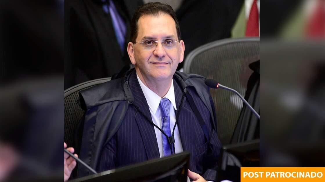 Inscrições para Aula Magna com ministro Reynaldo Soares da Fonseca estão abertas e são gratuitas (Foto: Reprodução)