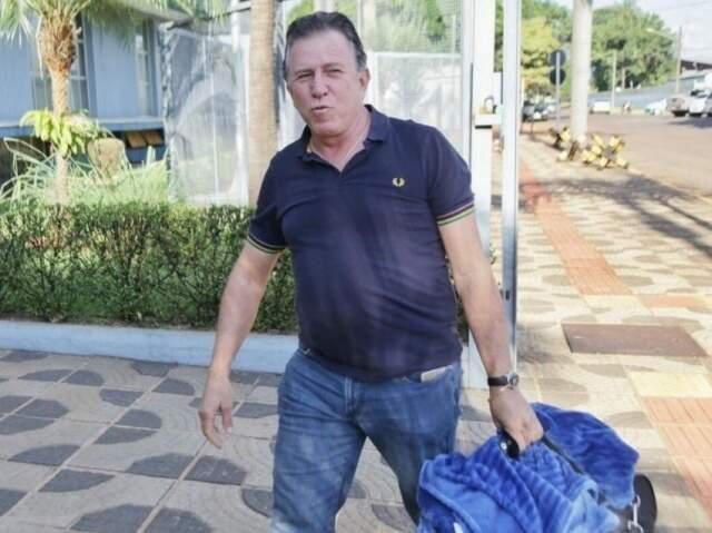Ex-secretário de Obras, Edson Giroto está em liberdade desde março de 2020 devido à pandemia. (Foto: Fernando Antunes)