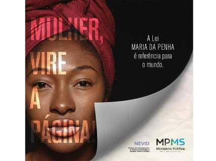 Campanha oferece apoio para que mulheres quebrem ciclo de violência