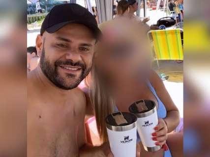 Acusado de enviar cocaína em ônibus de fiéis é preso depois de 47 dias foragido