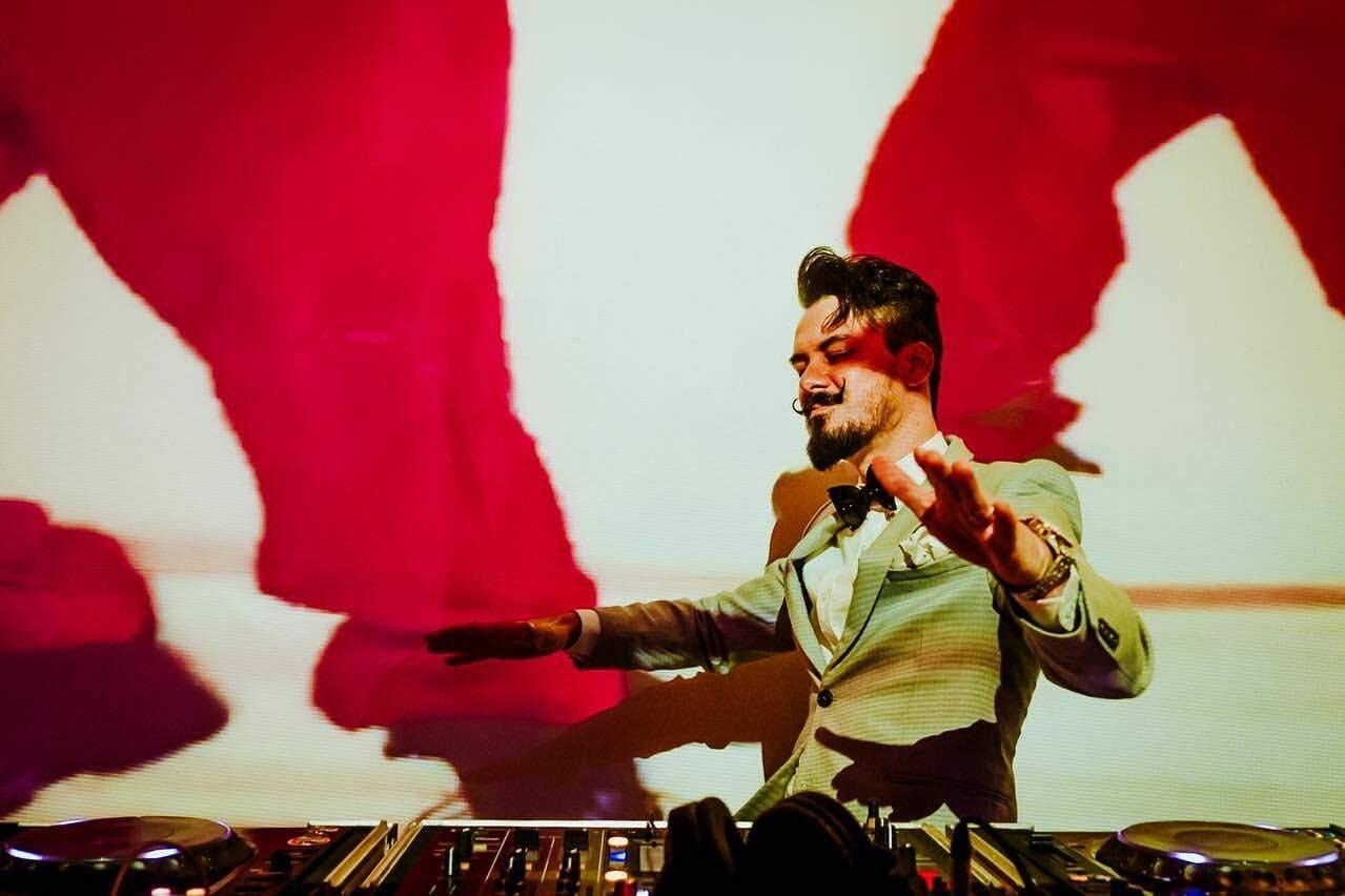 Também DJ, Rodrigo Knorst revela que 2021 já está sendo diferenciado (Foto: Arquivo Pessoal)
