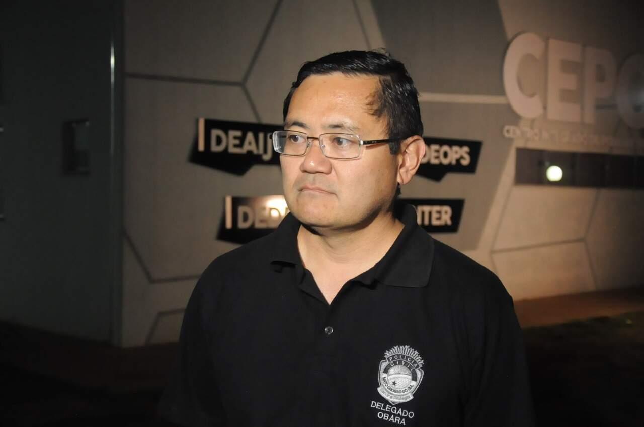 Márcio Obara chegiu a ser preso na operação Omertà, mas responde a processo em liberdade. (Foto: Paulo Francis)