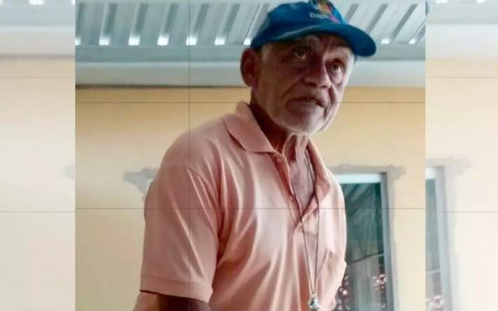 Florisvaldo desapareceu no dia 30 de janeiro e familiares buscam por notícias (Foto: Arquivo Pessoal)