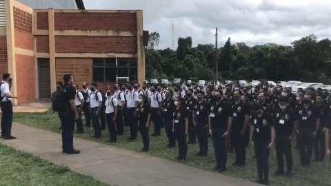 """""""Escrivão não é polícia"""", gritam alunos em curso de investigador"""