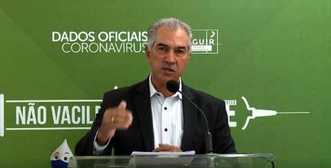 Reinaldo suspende aulas no sistema híbrido