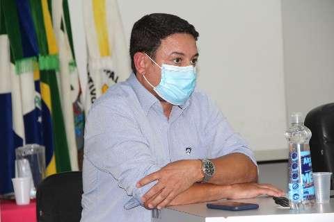 Para reforçar luta contra covid, prefeita troca gerente de Saúde em Naviraí