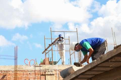 Com 34 mil trabalhadores, construção civil aguarda desdobramentos de decreto
