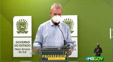 """Não há espaço para ser """"frouxo"""", diz secretário de Saúde ao defender decreto"""