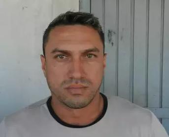 Wagner Rocha Carneiro quando foi preso em 2011 por tráfico de drogas (Foto: arquivo / Campo Grande News)