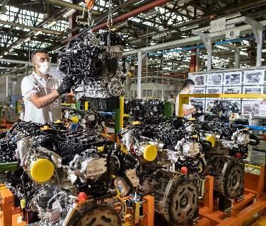 Jeep e Fiat apresentam novo motor 1.3 turbo de 180cv