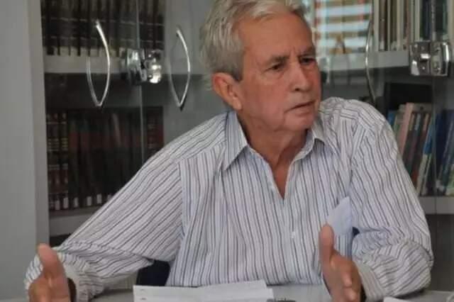 Rui Oliveira foi secretário de Segurança Pública em dois governos de Mato Grosso do Sul. (Foto: Reprodução)