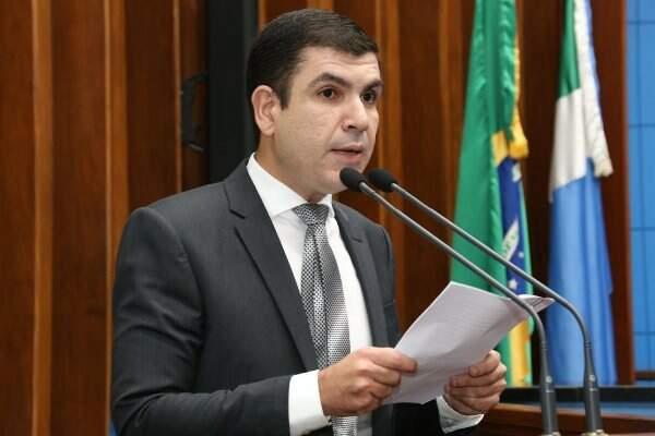 Deputados estaduais podem suspender a ação penal que o colega Jamilson Name (sem partid) responde na Justiça (Luciana Nassar)