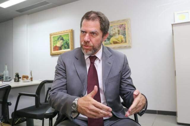 Sentença para anular contrato do lixo é do juiz de Oliveira Gomes Filho. (Foto: Paulo Francis)