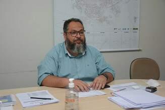 O ex-secretário de Saúde de Dourados Frederico de Oliveira Weissinger. (Foto: Divulgação)