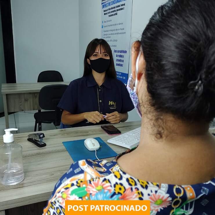 HE Promotora está preparada para atender clientes seguindo todas as medidas sanitárias para trazer os benefícios deste aumento da margem. (Foto: Divulgação)