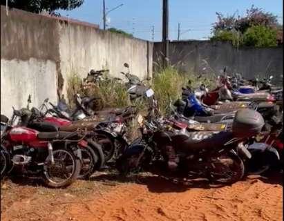 Detran inicia no dia 22 prazo para leilão de mil sucatas de veículos