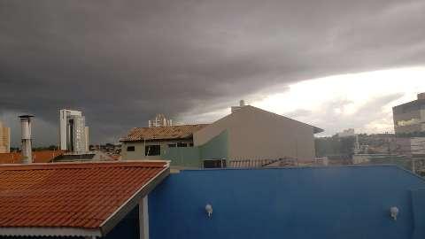 Chuva volta e alerta é de tempestade para 56 municípios de MS