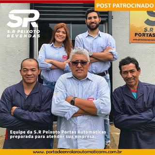 Equipe S.R Peixoto - Foto Divulgação