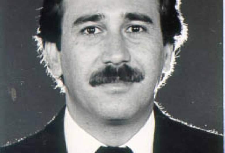 Gandi Jamil em foto de quando era parlamentar por Mato Grosso do Sul. (Foto: Reprodução da internet)
