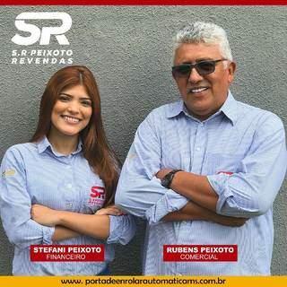 Stefani e Rubens Peixoto - Foto Divulgação