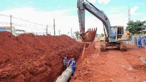 Prefeitura inicia obra em novo acesso às Moreninhas através da Rita Vieira