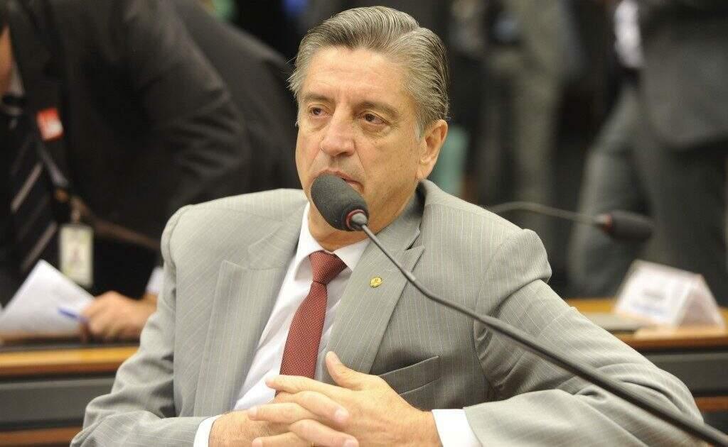 Dagoberto Nogueira afirma que servidoras lotadas em seu gabinete exercem trabalhos técnicos de assessoramento e chefia (Foto: PDT/Câmara Federal)
