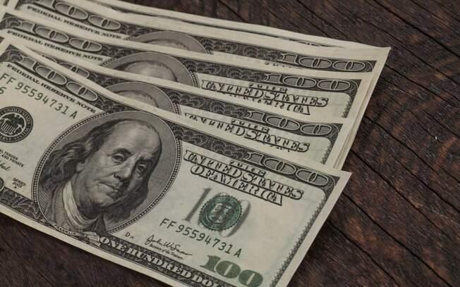 Cotação da moeda estrangeira em comparação ao real varia diariamente (Foto: Agência Brasil)