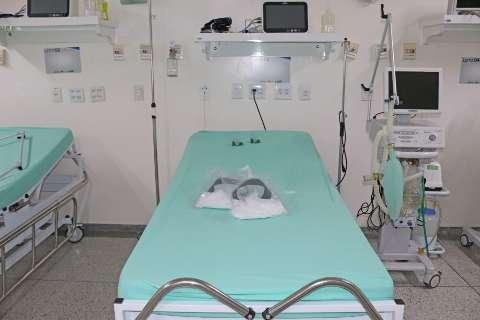 Capital tem 110 doentes de covid à espera de leitos