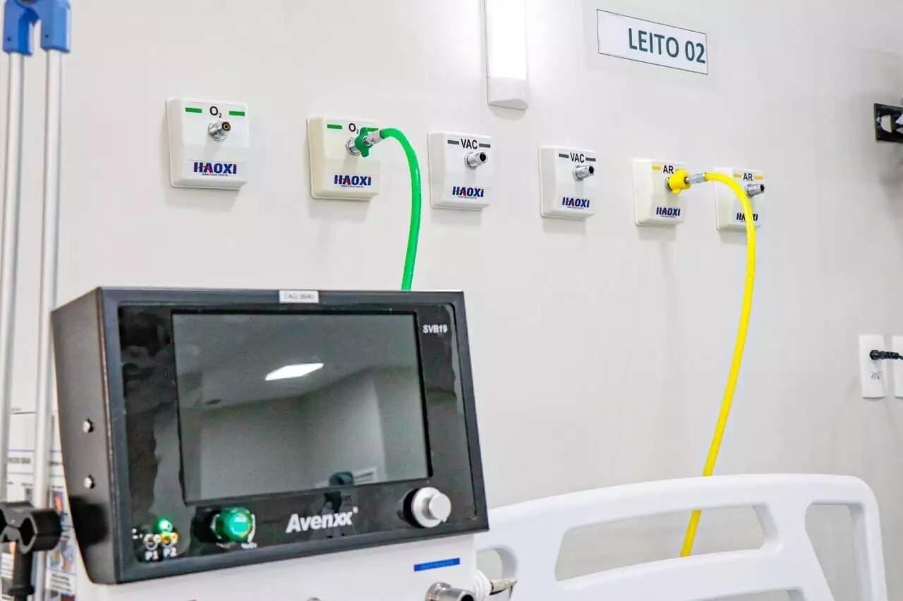 Sem vagas em UTI bancadas pelo SUS, paciente deverá continuar o tratamento na rede particular (Foto: Henrique Kawaminami/Arquivo)