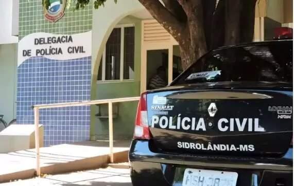 Caso foi registrado na delegacia da Polícia Civil de Sidrolândia (Foto: Arquivo)