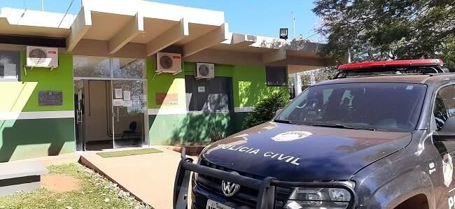 Caso foi registrado na 1ª Delagacia de Polícia de Ponta Porã (Foto: Ponta Porã Informa)