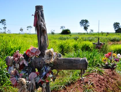 Tribunal aceita recurso e fazendeiro vira réu por violar cemitério indígena