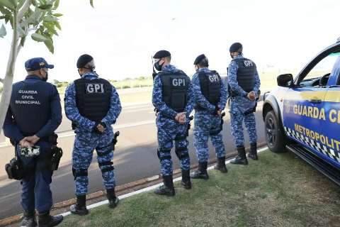 Concorrência em concurso da Guarda Municipal é de 52 candidatos por vaga