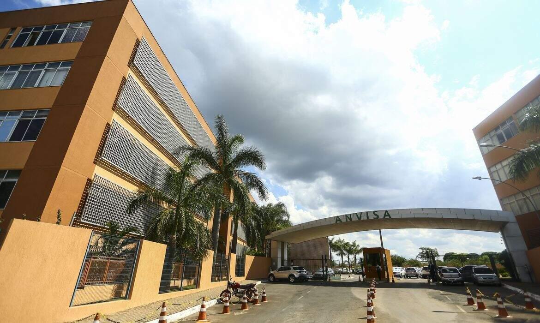 Sede da Anvisa (Agência Nacional de Vigilância Sanitária)