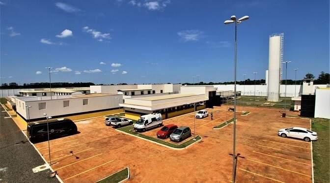 Centro Penal Agroindustrial da Gameleira. (Foto: Governo de MS)