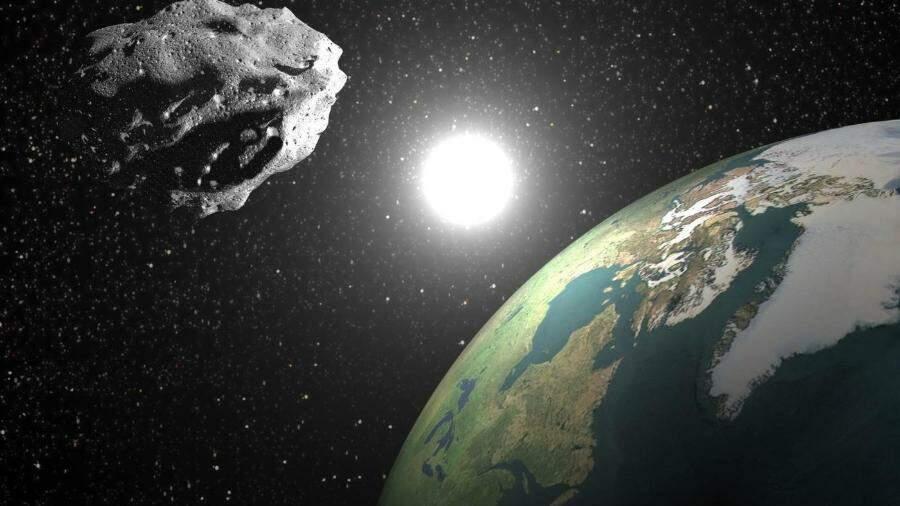 Asteroide 2001 FO32 passará muito próximo da Terra ao meio-dia (horário local) (Foto Getty Images)