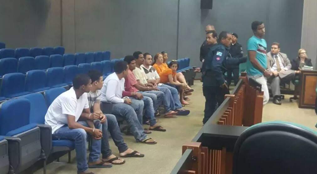 Os 11 suspeitos do PCC já participaram de uma audiência em 2018 (Foto Arquivo)