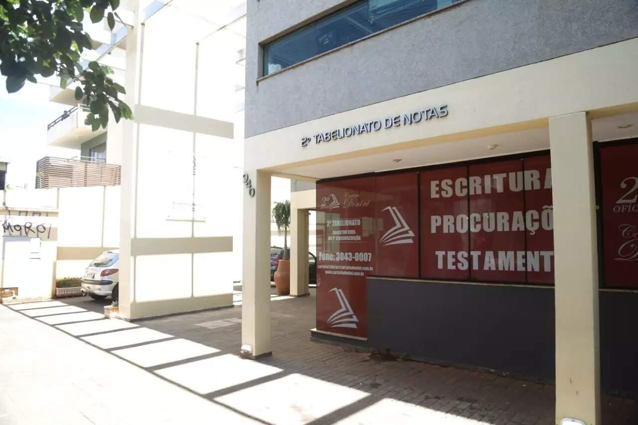 Diversas comarcas no interior do estado estão com serviços notariais e de registros vagos (Foto: Paulo Francis/Aquivo)