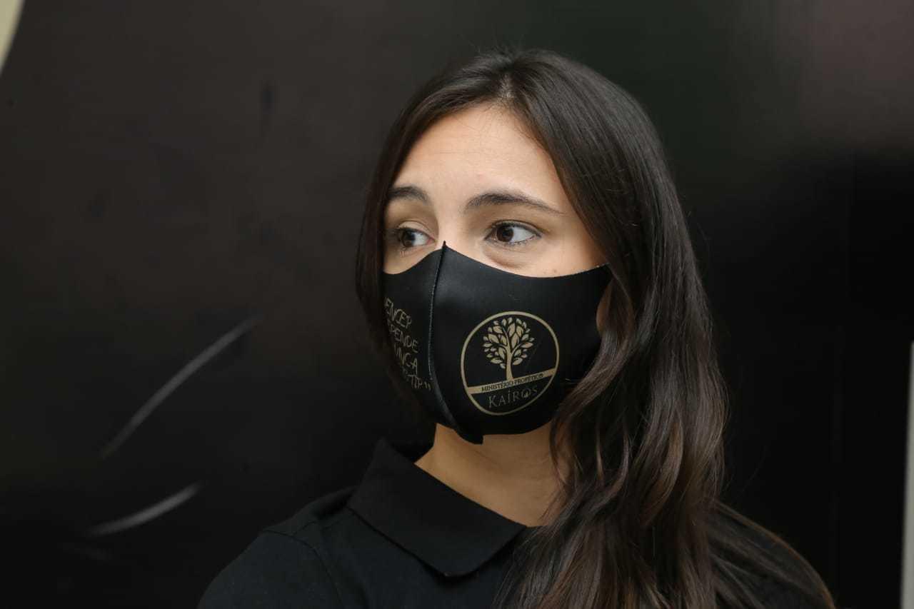 A delegada Fernanda Piovano, contou que o suspeito de 30 anos foi preso após ser amarrado por populares e a Polícia Militar ser acionada. (Foto: Kísie Ainoã)