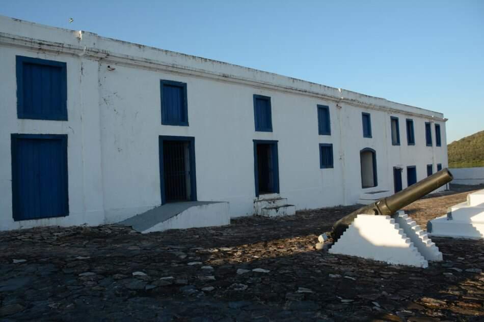 Dez casas do Forte Coimbra poderão ser derrubadas se Iphan der aval ao Exército em abril (Foto Divulgação)