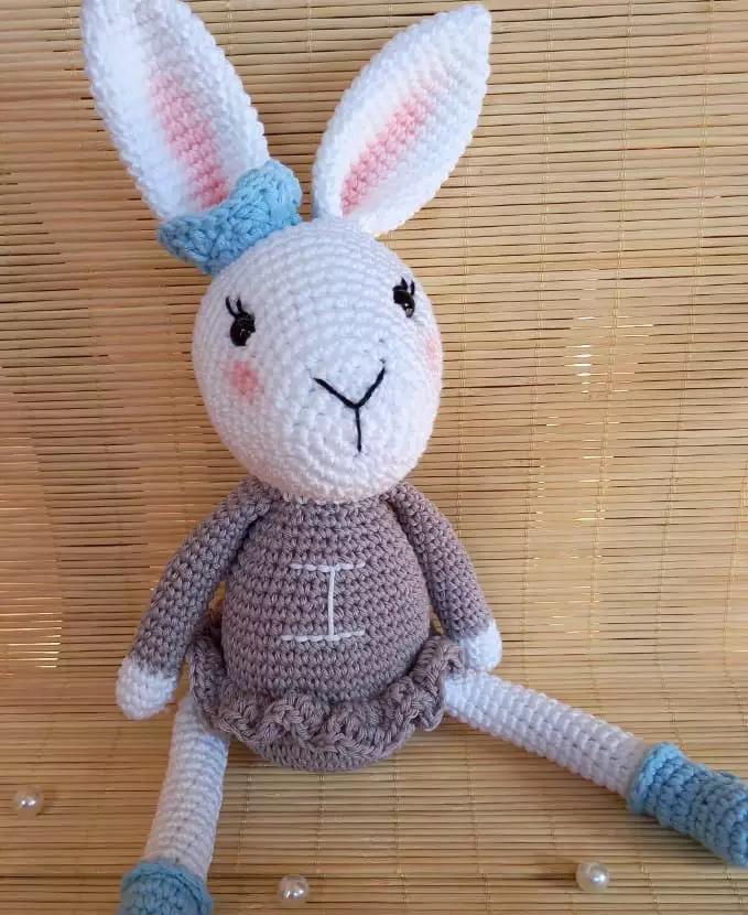 Amigurumi não foi feito só para crianças: muitas clientes pedem para que Andressa produza como item decorativo (Foto: @colocomamor)