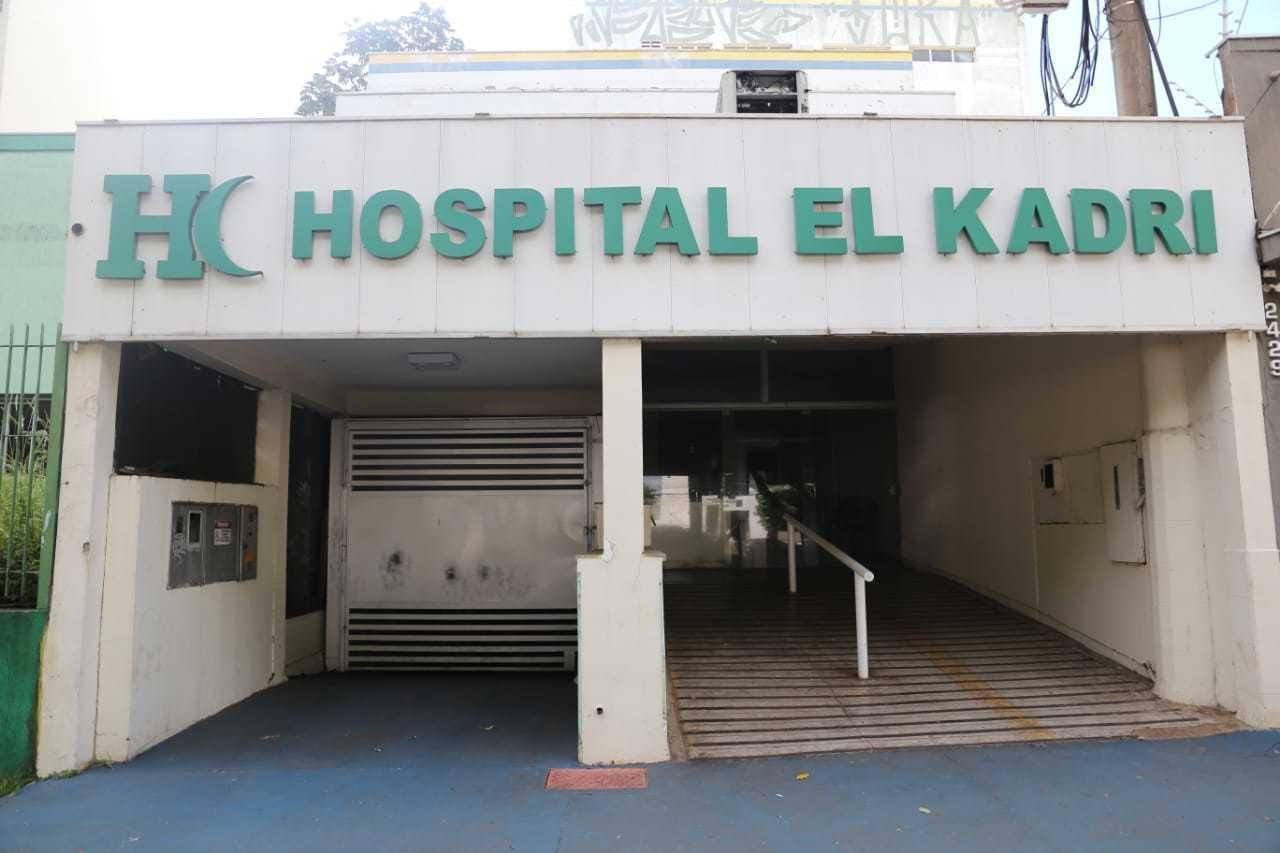 Hospital El Kadri na Afonso Pena, antigo Sírio LIbanês. (Foto: Paulo Francis)