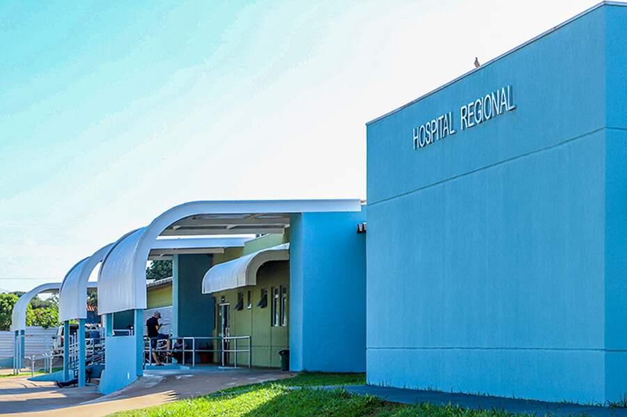 Os hospitais Regional de Nova Andradina será um dos deneficiados. (Foto: João Cláudio/ReproduçãoPrefeitura de Paranaíba)