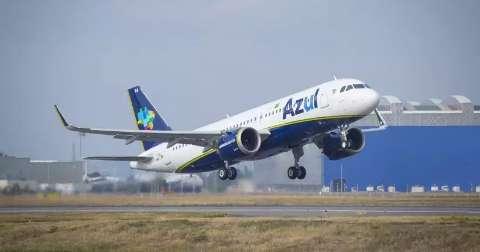 Azul planeja operar voos em Ponta Porã a partir do segundo semestre