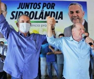 Candidato a prefeito e dois vice de Sidrolândia estão internados com covid