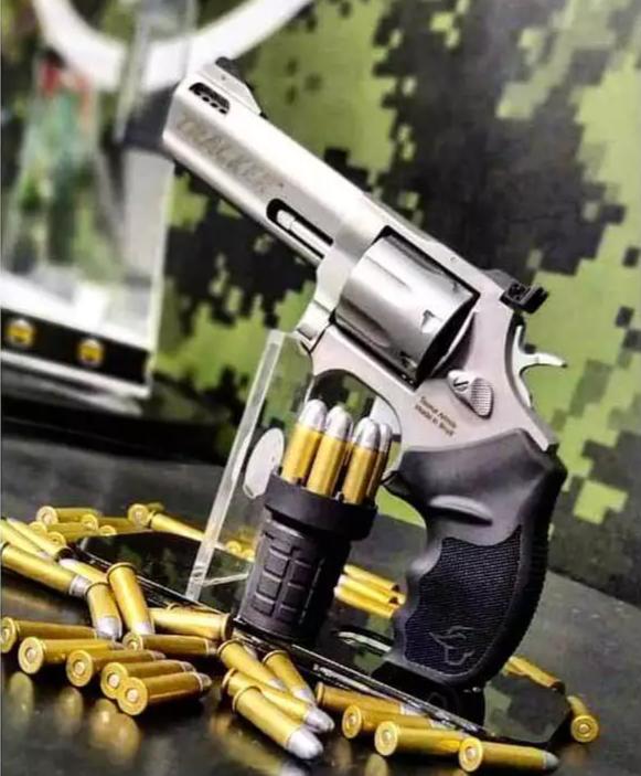 """William postou foto de arma: """"brinquedo assassino não sai da minha mente"""" (Foto/Facebook)"""