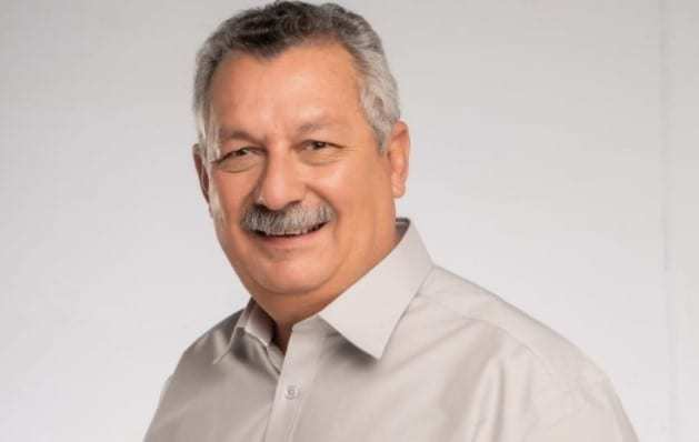 Prefeito de Miranda, Edson Moraes (PSDB), segue em estado grave e vice-prefeito terá que assumir para tomar medidas contra a pandemia da covid (Foto Facebook)