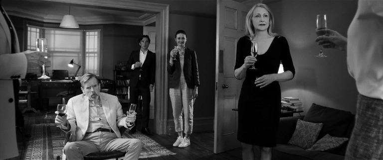 """Em estilo noir, filme """"A festa"""" trata sobre os dilemas políticos da liberdade de escolha (Foto: Reprodução)"""